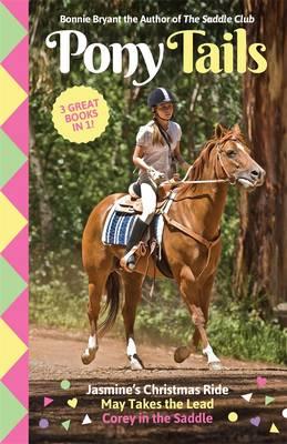 Pony Tails bindup 2 by Bonnie Bryant