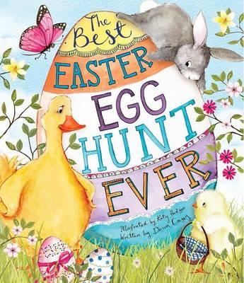 Best Easter Egg Hunt Ever! book