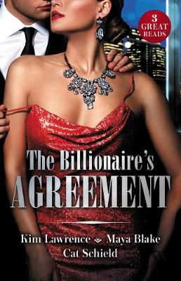 Billionaire's Agreement/A Spanish Awakening/Marriage Made Of Secrets/The Rogue's Fortune by Maya Blake