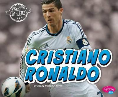 Cristiano Ronaldo by Mari Schuh