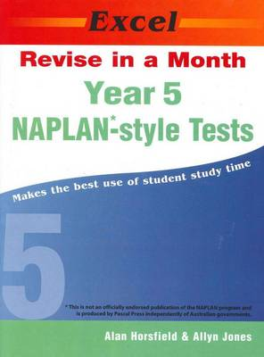 Year 5 NAPLAN-style Tests book
