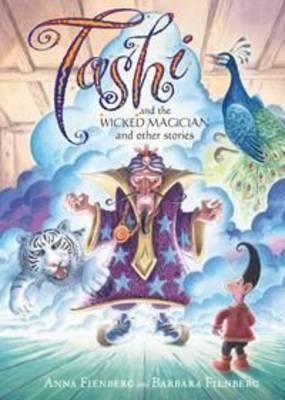 Tashi and the Wicked Magician book
