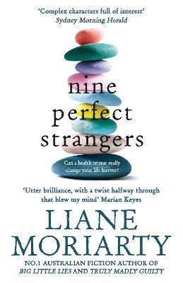 Nine Perfect Strangers book