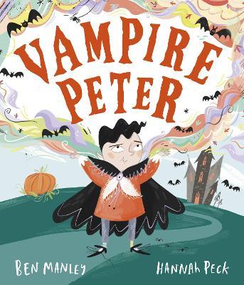 Vampire Peter book