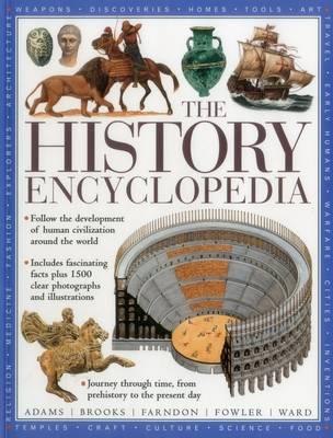 History Encyclopedia by John Farndon
