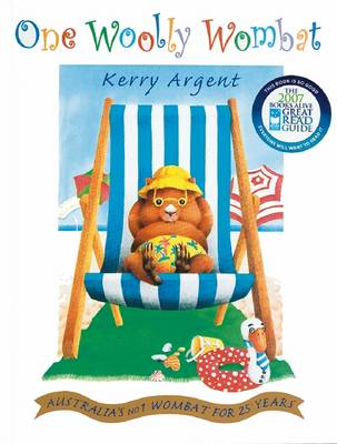 One Woolly Wombat: 25th Anniversary Edition by Kerry Argent
