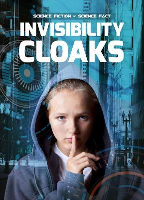 Invisibility Cloaks book