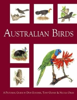 What Australian Bird is That? by Tony Oliver