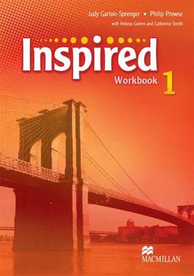 Inspired Level 1 Workbook book