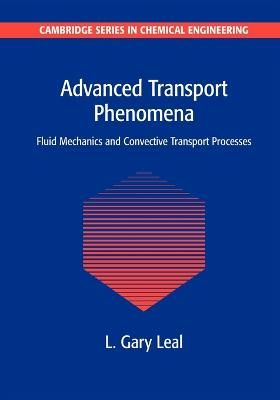 Advanced Transport Phenomena book
