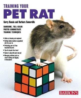Training Your Pet Rat book