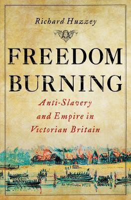 Freedom Burning by Richard Huzzey