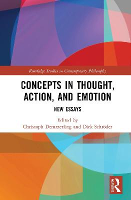 Concepts in Thought, Action, and Emotion: New Essays book
