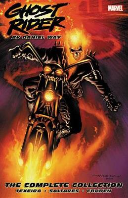 Ghost Rider By Daniel Way: The Complete Collection by Daniel Way