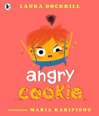Angry Cookie book