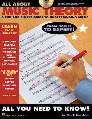 All About Music Theory Bk/CD book