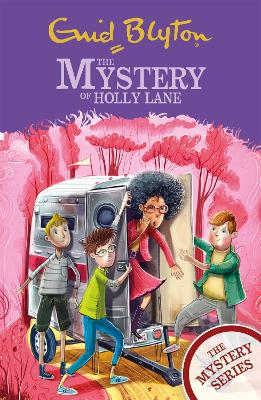 The Mystery Series: The Mystery of Holly Lane: Book 11 by Enid Blyton