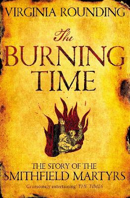 Burning Time book