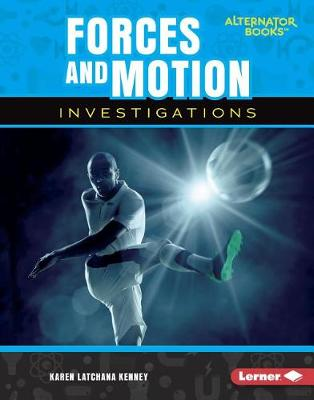 Forces and Motion Investigations book