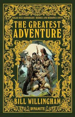 The Greatest Adventure by Bill Willingham