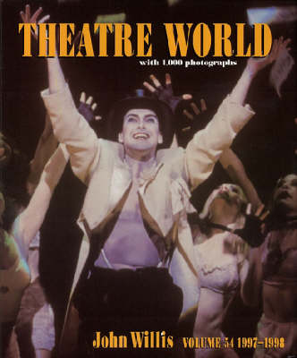 Theatre World  v. 54 by John Willis