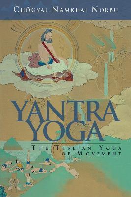 Yantra Yoga book