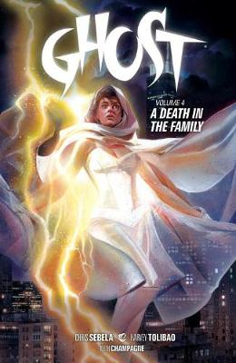 Ghost Volume 4 book