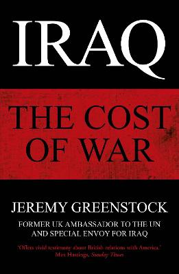 Iraq by Sir Jeremy Greenstock