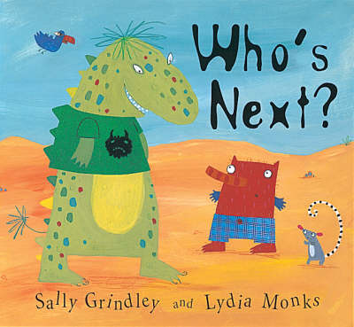 Who's Next by Sally Grindley