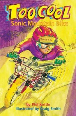 Sonic Mountain Bike by Phil Kettle