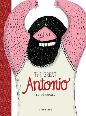 Great Antonio book