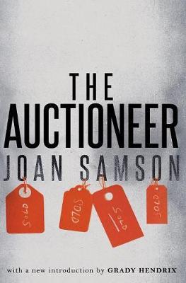 The Auctioneer (Valancourt 20th Century Classics) book