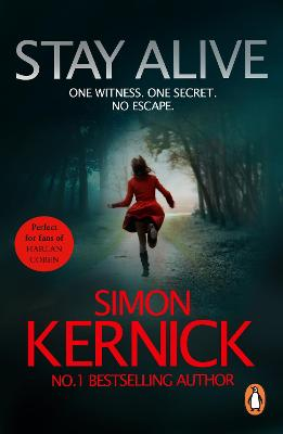 Stay Alive book
