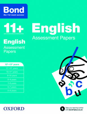 Bond 11+: English: Assessment Papers by Wendy Wren