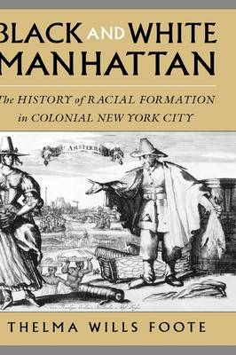 Black and White Manhattan book