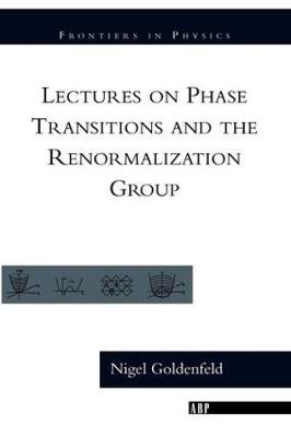 Lectures On Phase Transitions And The Renormalization Group book