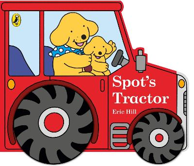 Spot's Tractor book