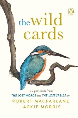 The Wild Cards: A 100 Postcard Box Set by Robert Macfarlane