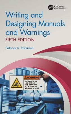 Writing and Designing Manuals and Warnings, Fifth Edition book