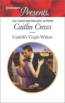 Castelli's Virgin Widow by Caitlin Crews