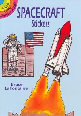 Spacecraft Stickers by Bruce LaFontaine