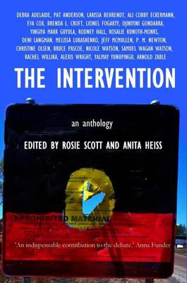 The Intervention - an Anthology by Rosie Scott