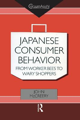Japanese Consumer Behaviour book