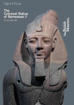 Colossal Statue of Ramesses II by Anna Garnett