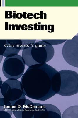 Biotech Investing book