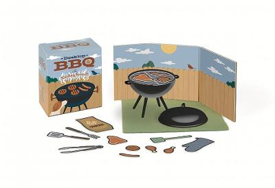 Desktop BBQ: With sizzling sound! by Running Press