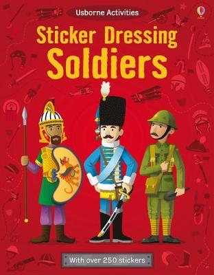 Sticker Dressing Soldiers by Kate Davies