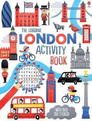 London Activity Book book