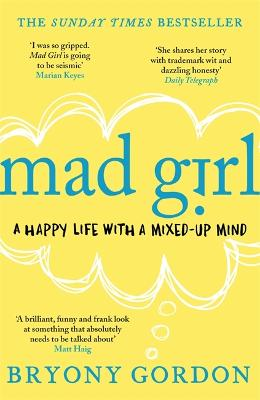 Mad Girl book