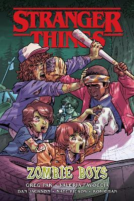 Stranger Things: Zombie Boys (graphic Novel) by Greg Pak